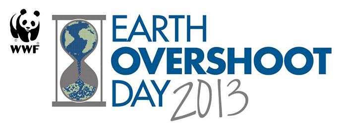 earth overshoot day 2013