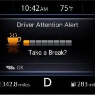 DRIVER ATTENTION ALERT: LA NISSAN CI AIUTA CONTRO I COLPI DI SONNO