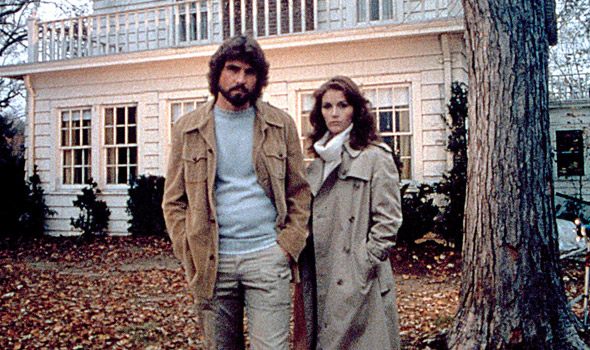 James Brolin e Margot Kidder interpretano i Lutz