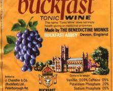 BUCKFAST TONIC WINE: LE PREOCCUPAZIONI DELLA SCOZIA