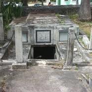 Leggende dalle Barbados: la cripta dei Chase