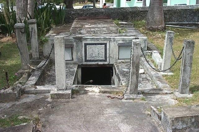 La cripta dei Chase