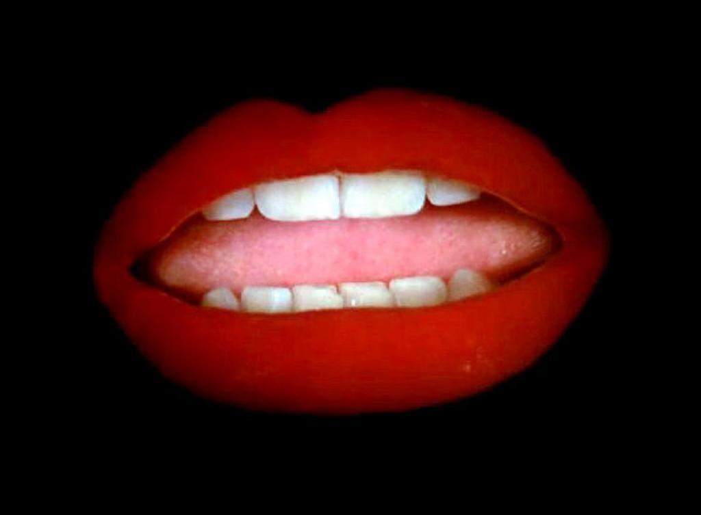 Rocky Horror Picture Show: le labbra di Patricia Quinn!