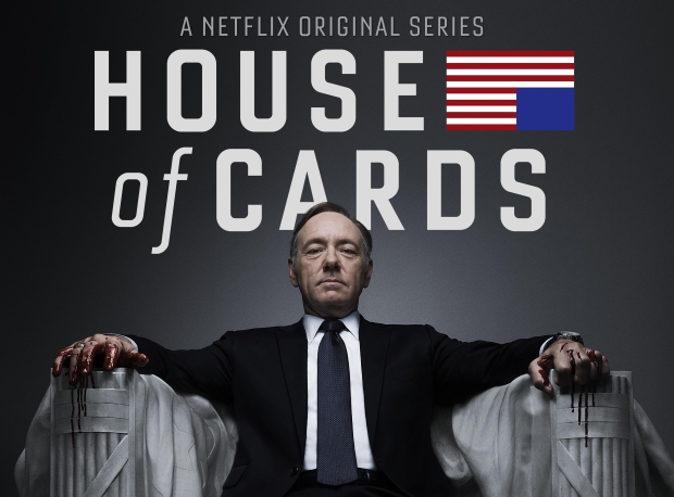 Netflix in Italia: House of Cards!
