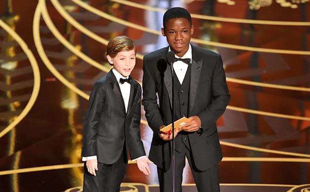 Oscar 2016: mini presentatori!