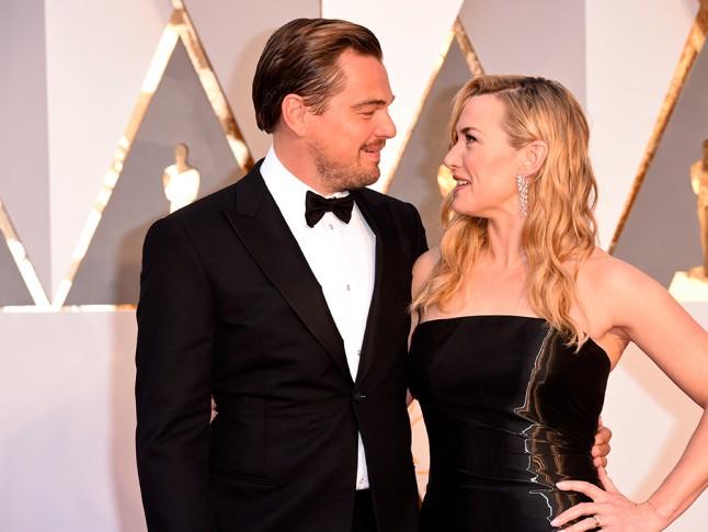 Oscar 2016: Leo e Kate!
