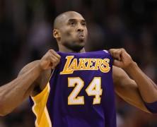 L'addio di Kobe Bryant al basket: 20 anni da numero 1