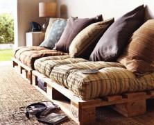 Arredare casa con originalità scegliendo materiale da recupero
