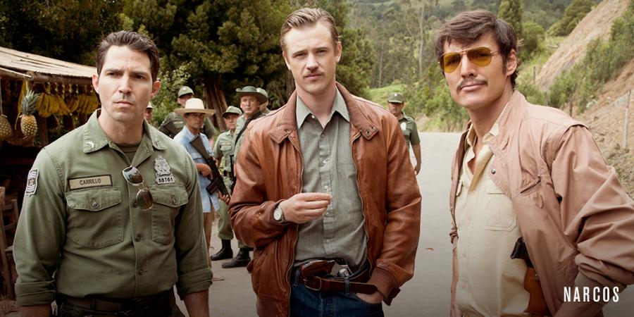5 serie tv da non perdere su Netflix: Narcos!