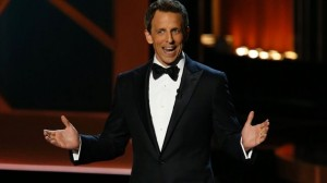Seth Meyers ai Golden Globes 2018!