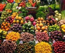 La stagionalità della frutta nell'alimentazione