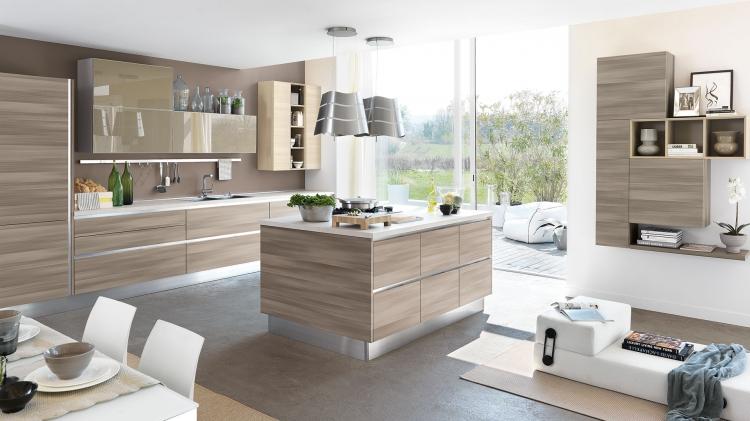 Le soluzioni migliori per arredare una cucina moderna - Voglia di ...