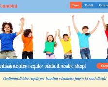 Regaliperbambini.org, il consulente per scegliere i regali per i più piccoli