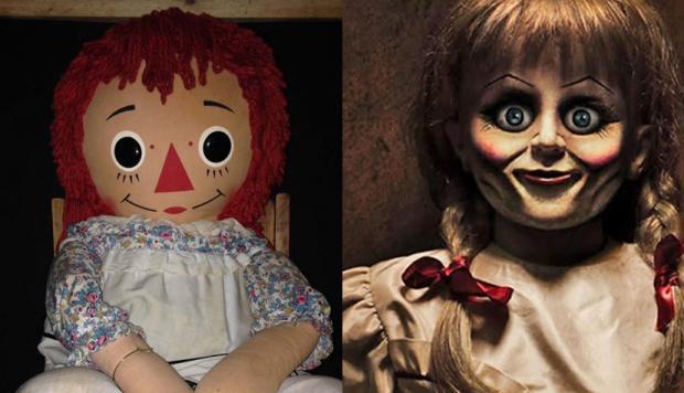 Annabelle: dalla realtà al film