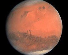 Fake News: Marte grande come la Luna? Purtroppo no!