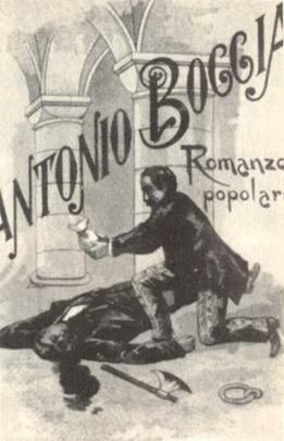 Antonio Boggia e Vicolo Bagnera
